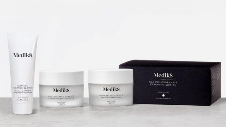 Medik8 mens the essential csa kit