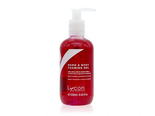 Lycon Hand Body-Foaming Gel