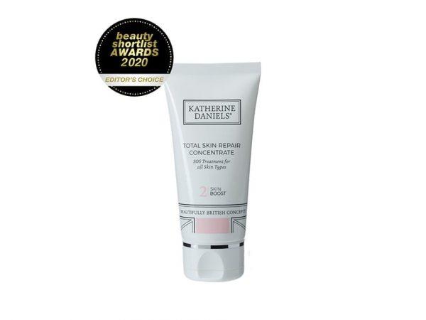 total Skin repair concentrate Katherine Daniels1