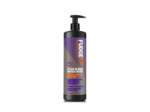 Fudge Blonde Damage Rewind Shampoo 1ltr 2