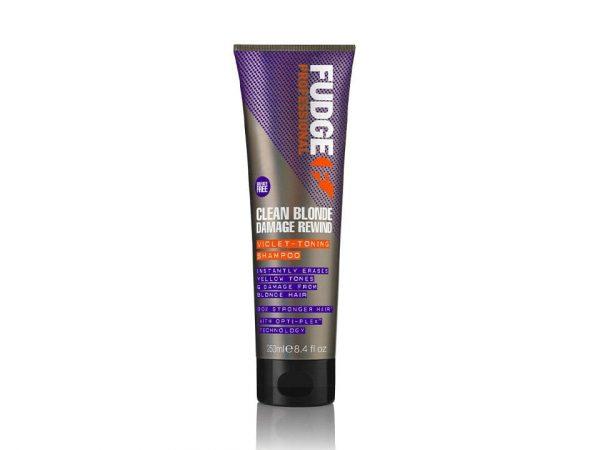 Fudge Clean Blonde Damage Rewind Shampoo