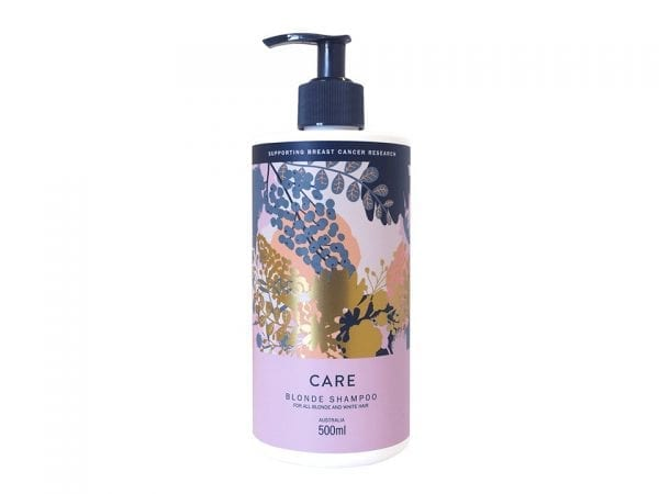 NAK Care Blonde Shampoo 500ml