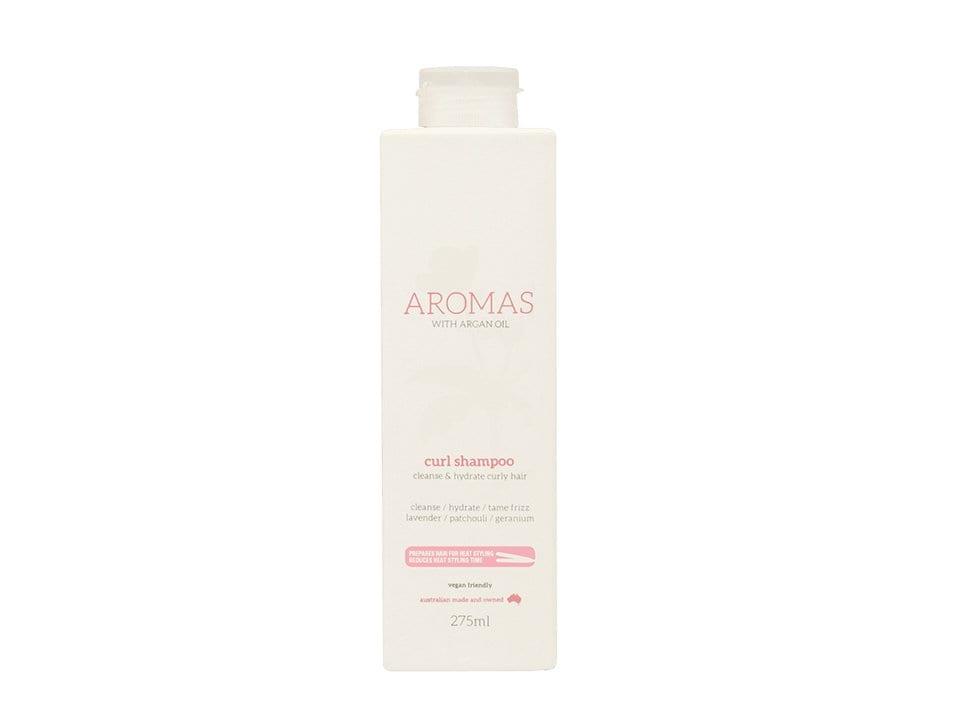 Nak aromas curl shampoo