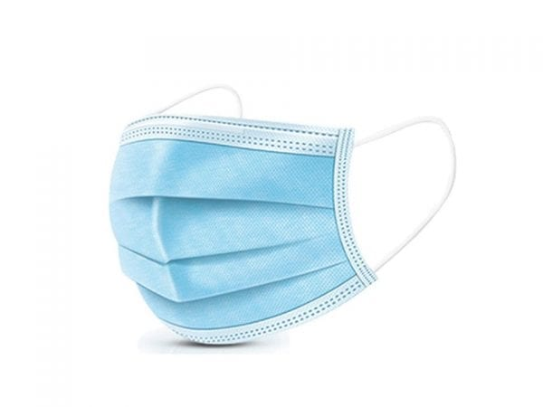 Disposable Face Masks box of 50