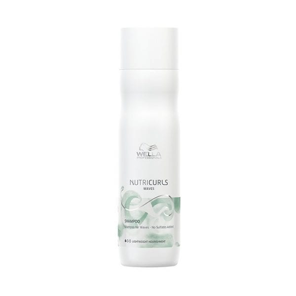 Wella Nutricurls Waves Shampoo 250ml