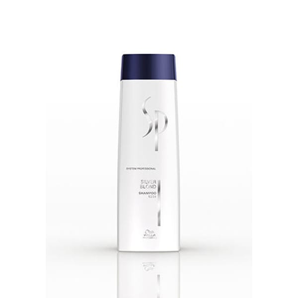 Wella Sp Silver Blonde Shampoo
