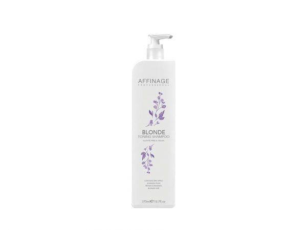 Affinage Blonde toning shampoo