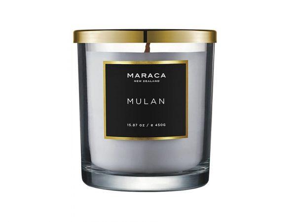 Maraca Mulan luxury Candle 450g 2