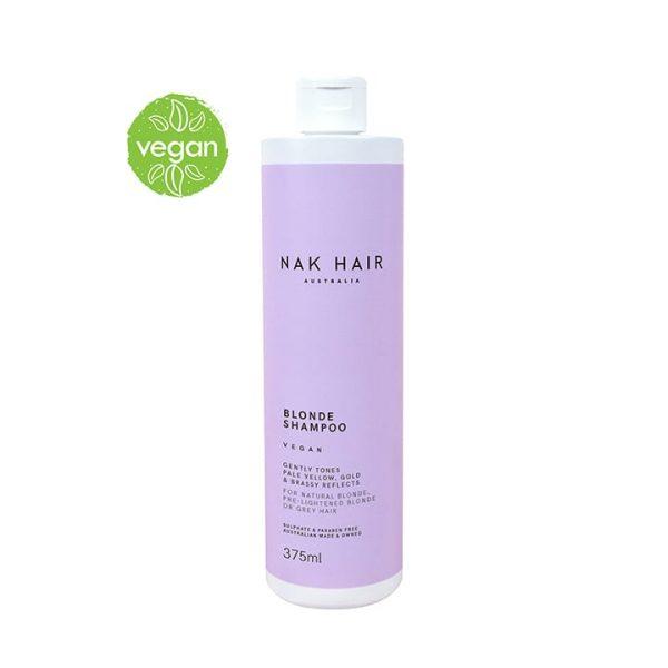 Nak Blonde Shampoo 2