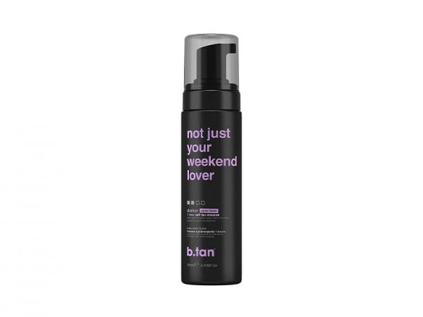 B Tan I'm not your weekend lover moose 200ml