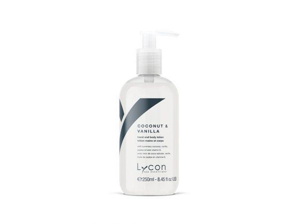 Lycon Coconut Vanilla Lotion 250ml