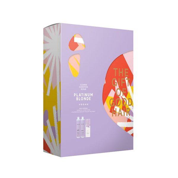 Nak Platinum Blonde Trio Gift Pack