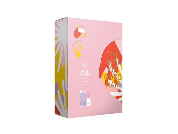 Nak Trio Rose Blonde packs