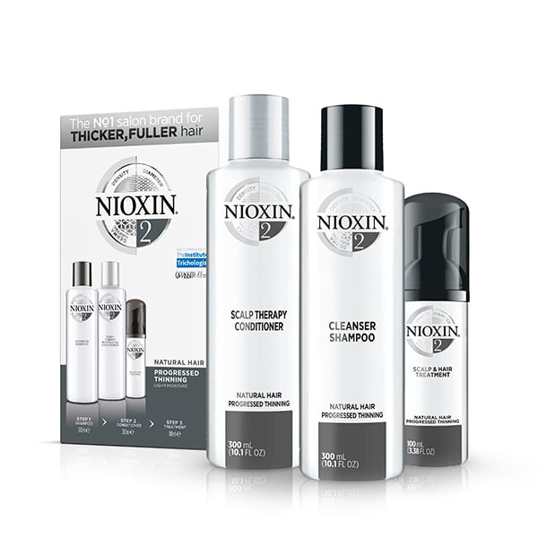 Nioxin system number 2 trio pack