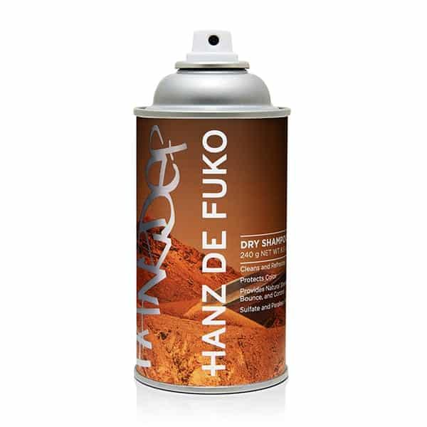 Hanz De Foko Dry Shampoo
