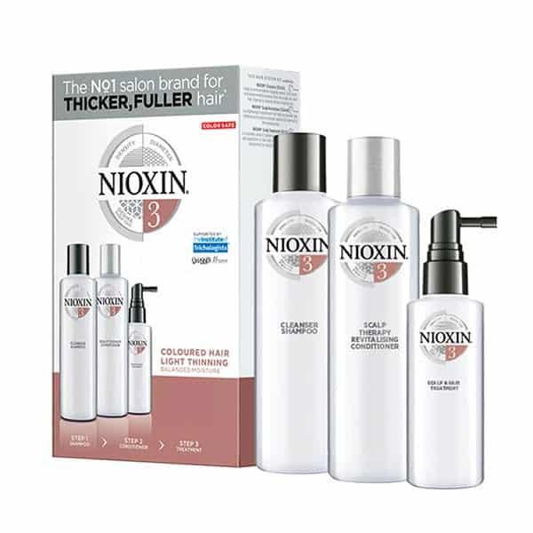 Nioxin trial system 3