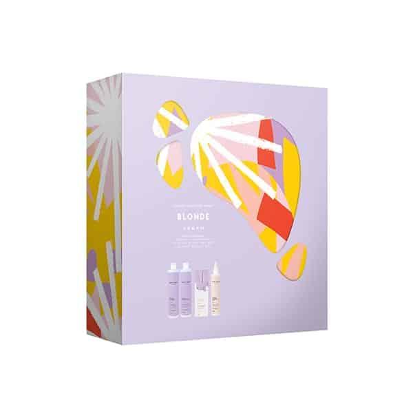 Nak Blonde Quad gift pack