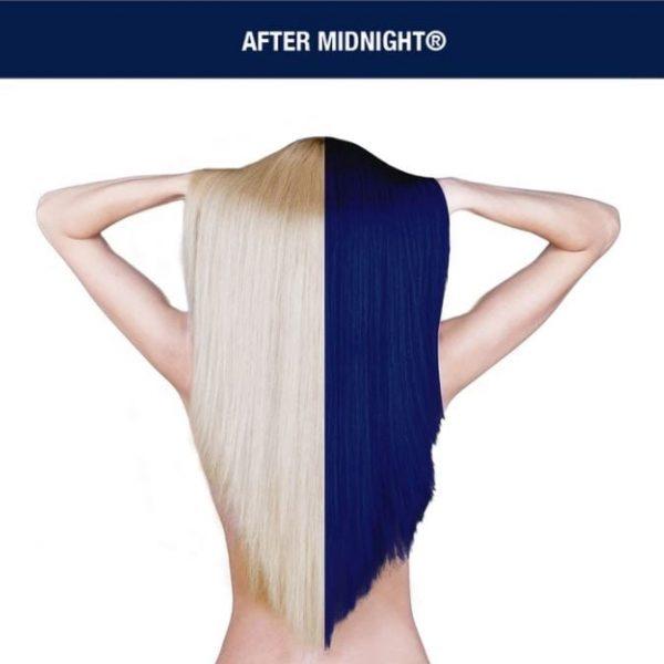 Manic Panic After Midnight Hair