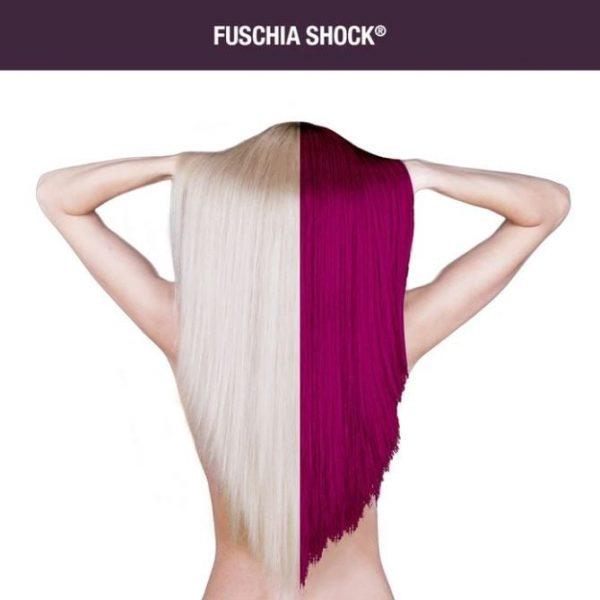 Manic Panic Fuschia Shock Hair