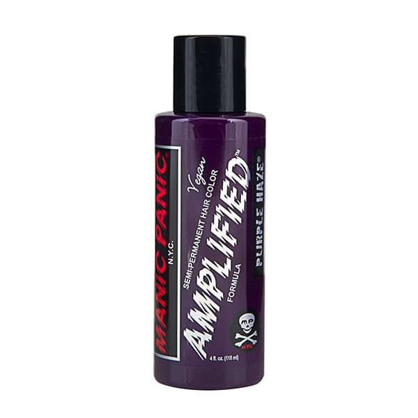 Manic panic purple haze amplified bottle color cream