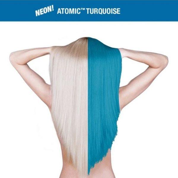 Manic Panic Atomic Turquois Hair
