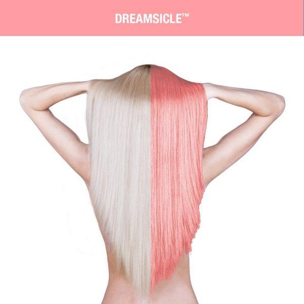 Manic Panic Dreamsicle Hair
