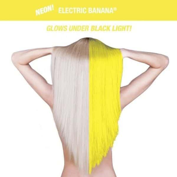 Manic Panic Electric Banana Hair