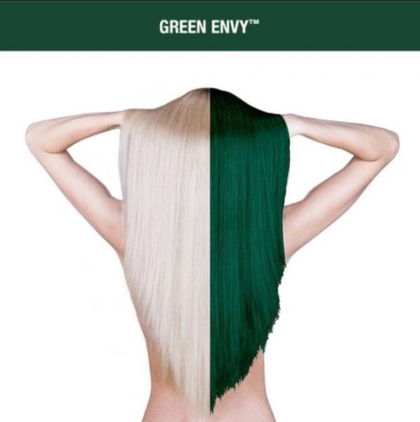 Manic Panic Green Envy Hair