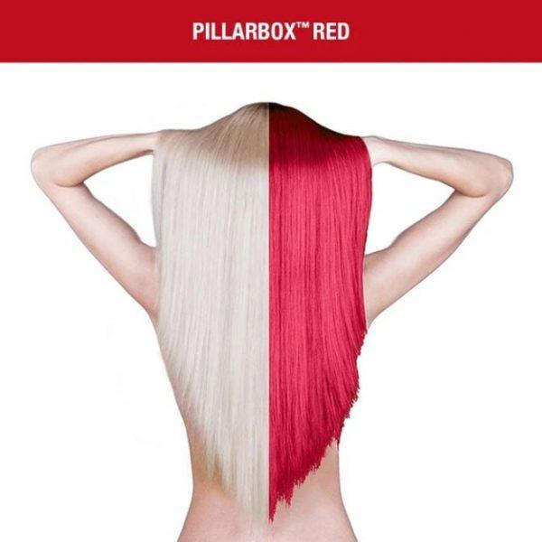 Manic Panic Pillarbox Red Hair