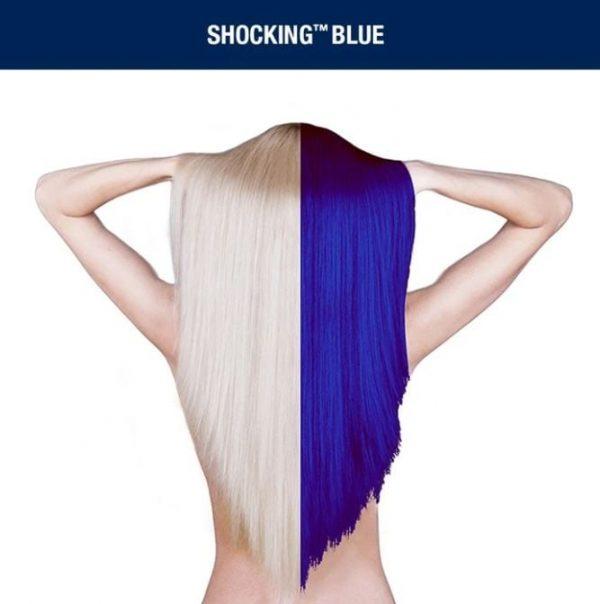 Manic Panic Shocking Blue Hair