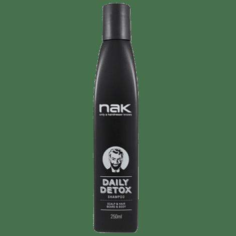 NAK Daily Detox Shampoo