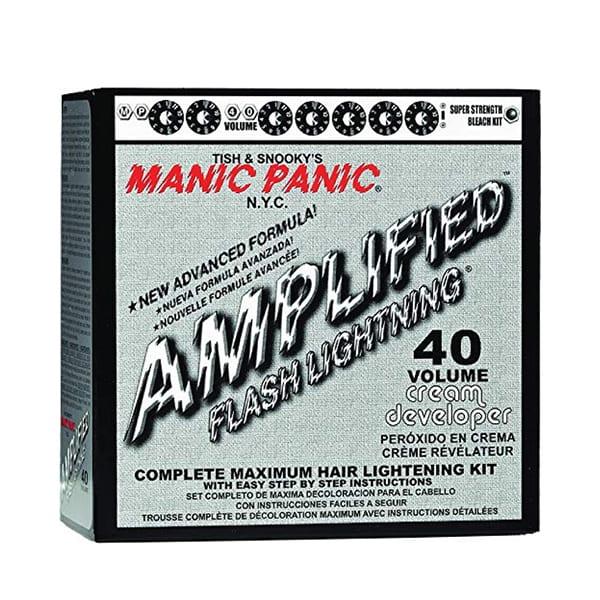 Manic Panic Flash Lightning Amplified Hair Lightening Kit