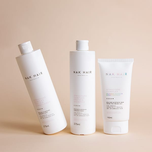 Nak Structure Complex Trio