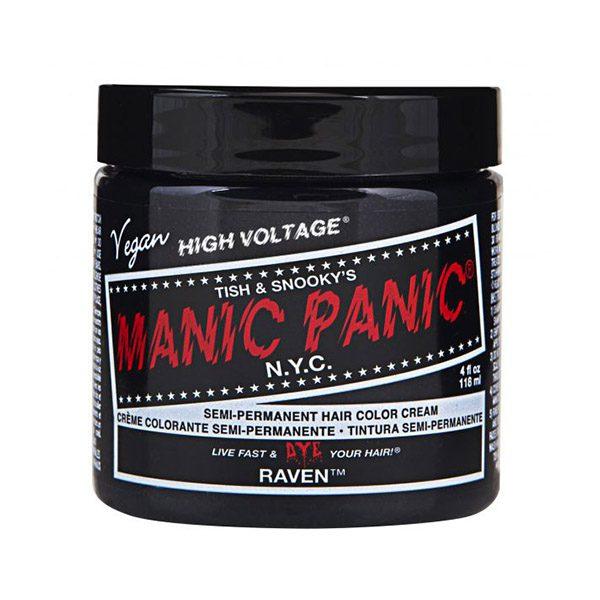 Manic Panic Raven Cream 118ml