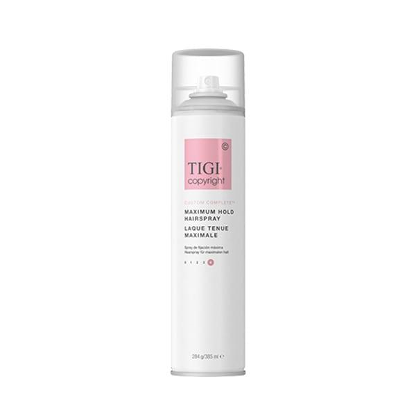 Tigi Copyright Maximum Hold Hair Spray 240ml