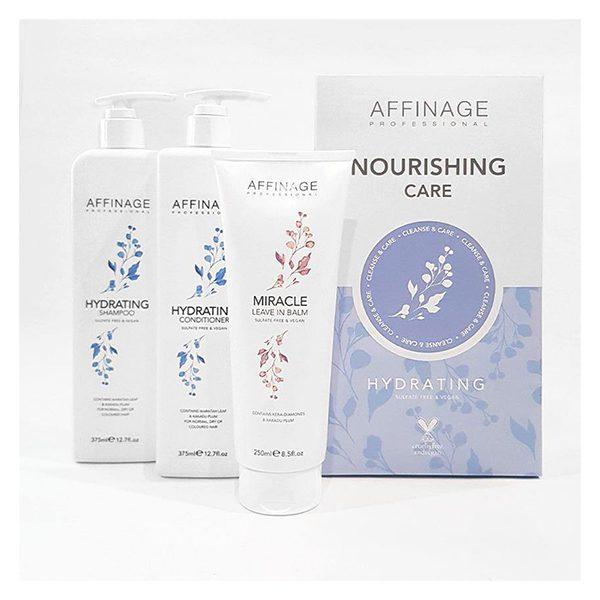 Affinage Nourishing Trio Gift Pack