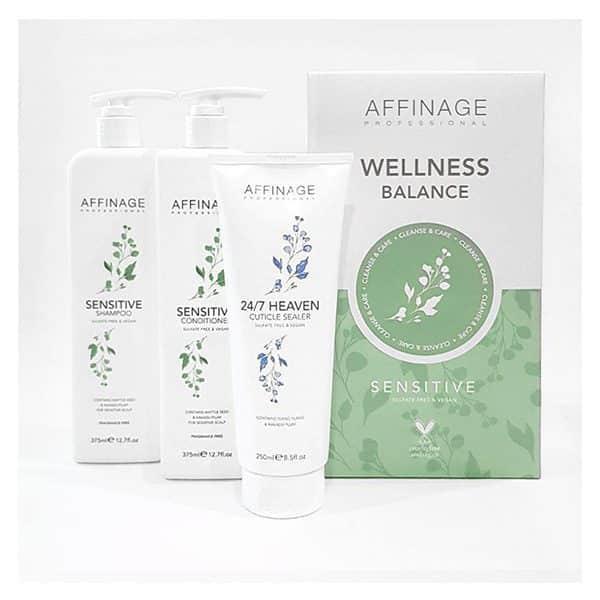 Affinage Wellness Balance Sensitive TRio gift Pack