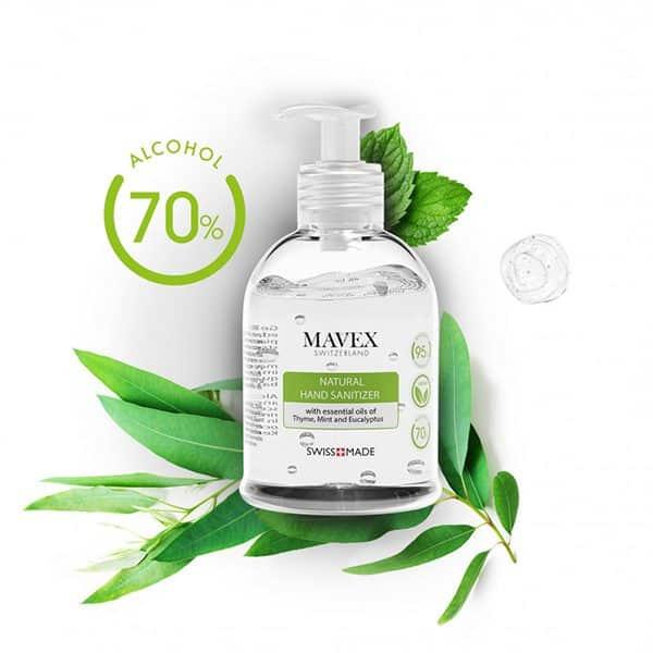 MAVEX Natural Sanitiser Cleanser 200ml