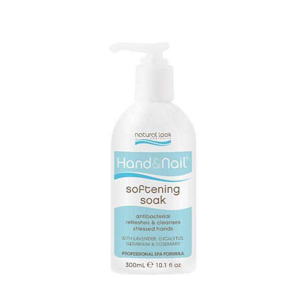 Natural Look hand & Nail Softening Soak 300ml