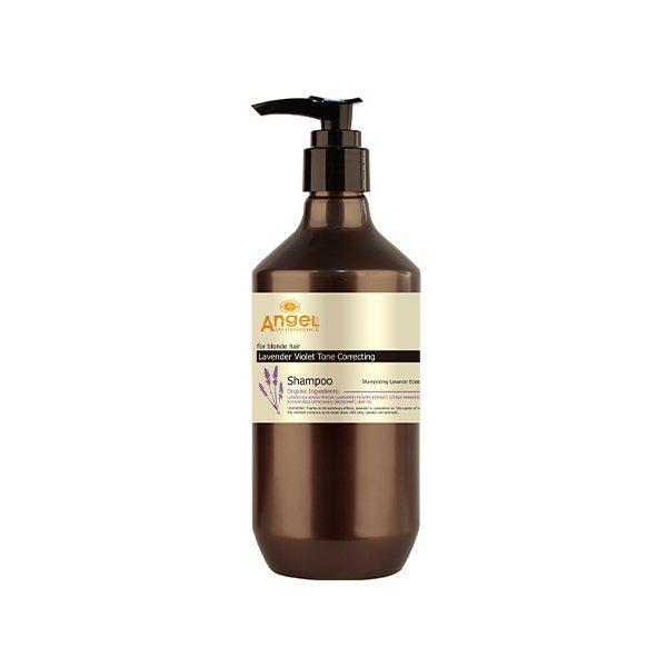 Angel en Provence Lavender Violet Tone Correcting Shampoo 400ml