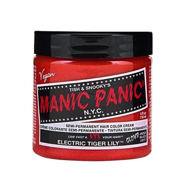 Manic Panic Electric Tiger Lily Colour Cream 118ml