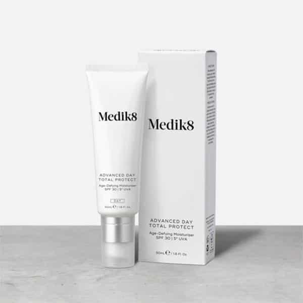 Medik8 Advanced Day Total Protect SPF30 Sunscreen 50ml