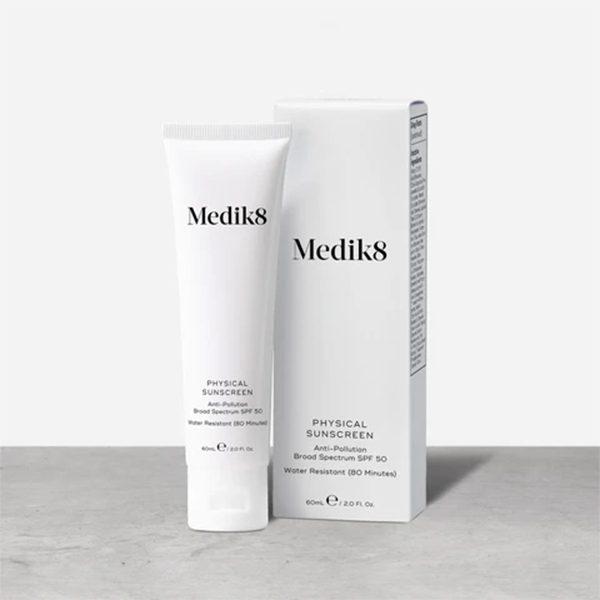 Medik8 Physical SPF50+ Sunscreen