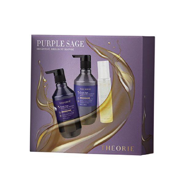 Theorie Purple Sage Trio Gift Pack